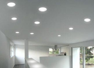 recessed light